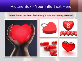 Man holding PowerPoint Template - Slide 19