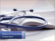 Stethoscop PowerPoint Templates