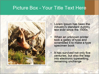 Climber PowerPoint Template - Slide 13