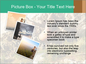 Climber PowerPoint Template - Slide 17