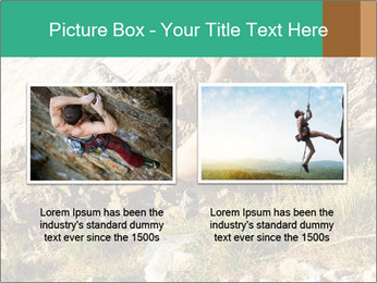 Climber PowerPoint Template - Slide 18