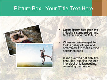 Climber PowerPoint Template - Slide 20