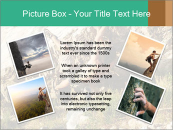 Climber PowerPoint Template - Slide 24