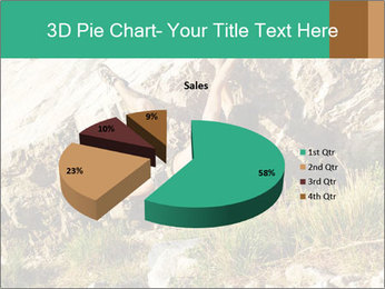 Climber PowerPoint Template - Slide 35