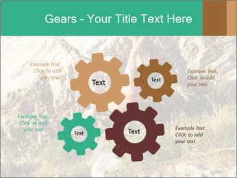 Climber PowerPoint Template - Slide 47