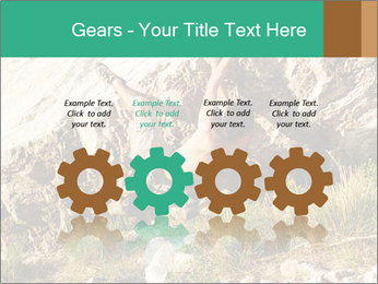Climber PowerPoint Template - Slide 48