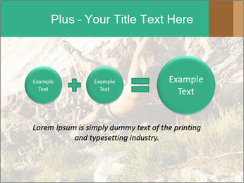Climber PowerPoint Template - Slide 75