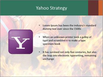 Fireman PowerPoint Template - Slide 11
