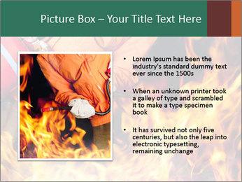 Fireman PowerPoint Template - Slide 13
