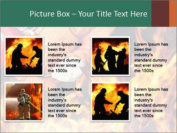 Fireman PowerPoint Template - Slide 14