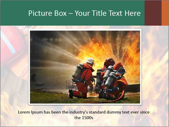 Fireman PowerPoint Template - Slide 16