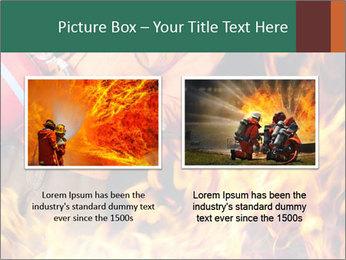 Fireman PowerPoint Template - Slide 18