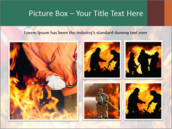 Fireman PowerPoint Template - Slide 19