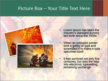 Fireman PowerPoint Template - Slide 20