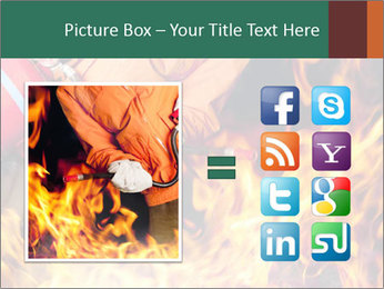 Fireman PowerPoint Template - Slide 21