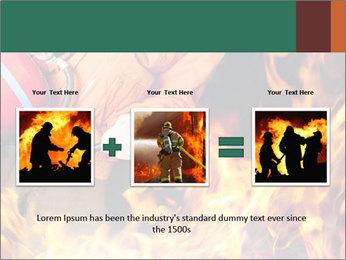 Fireman PowerPoint Template - Slide 22
