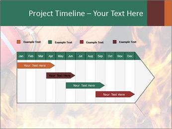 Fireman PowerPoint Template - Slide 25