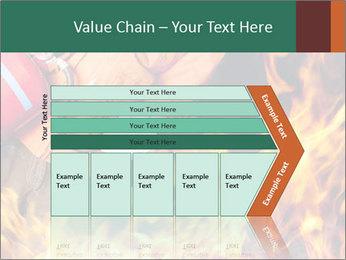 Fireman PowerPoint Template - Slide 27
