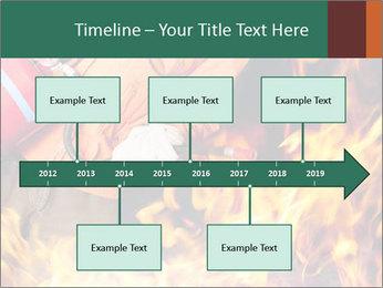 Fireman PowerPoint Template - Slide 28