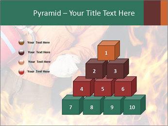 Fireman PowerPoint Templates - Slide 31