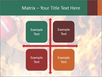 Fireman PowerPoint Template - Slide 37