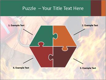 Fireman PowerPoint Template - Slide 40