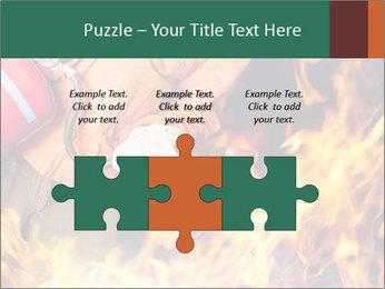 Fireman PowerPoint Template - Slide 42
