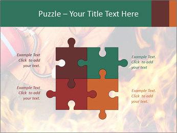 Fireman PowerPoint Template - Slide 43