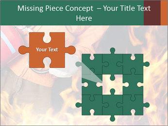 Fireman PowerPoint Template - Slide 45