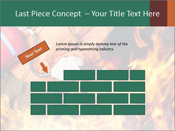 Fireman PowerPoint Template - Slide 46