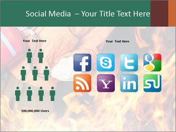 Fireman PowerPoint Template - Slide 5