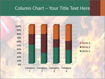 Fireman PowerPoint Template - Slide 50
