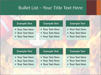 Fireman PowerPoint Template - Slide 56