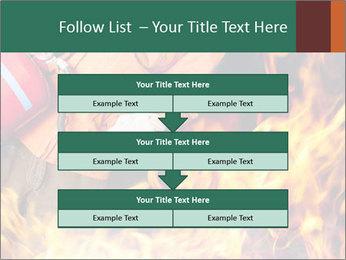 Fireman PowerPoint Template - Slide 60