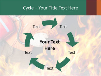 Fireman PowerPoint Template - Slide 62