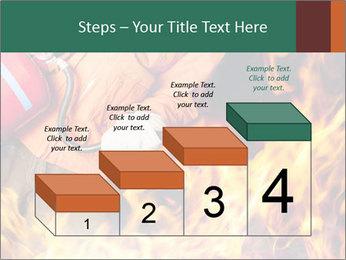 Fireman PowerPoint Template - Slide 64