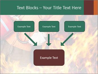 Fireman PowerPoint Template - Slide 70