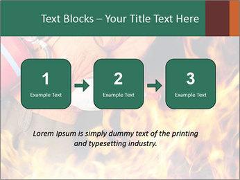 Fireman PowerPoint Template - Slide 71