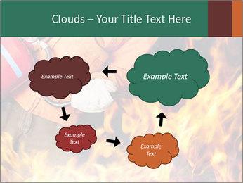 Fireman PowerPoint Template - Slide 72