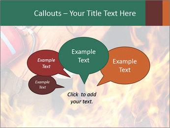 Fireman PowerPoint Template - Slide 73