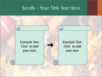 Fireman PowerPoint Template - Slide 74