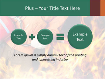 Fireman PowerPoint Templates - Slide 75