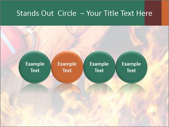 Fireman PowerPoint Templates - Slide 76