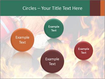 Fireman PowerPoint Template - Slide 77