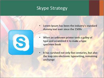 Fireman PowerPoint Template - Slide 8