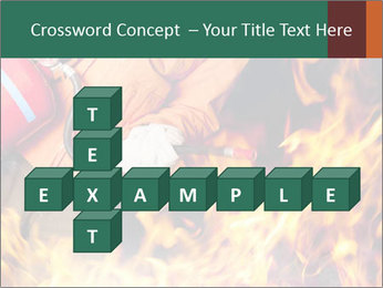 Fireman PowerPoint Template - Slide 82