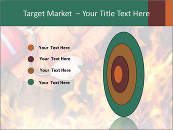 Fireman PowerPoint Template - Slide 84