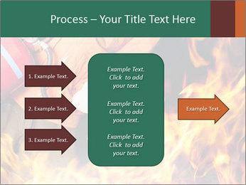Fireman PowerPoint Template - Slide 85