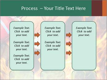 Fireman PowerPoint Template - Slide 86