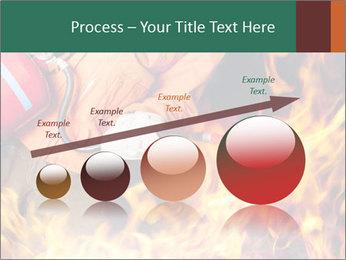 Fireman PowerPoint Template - Slide 87